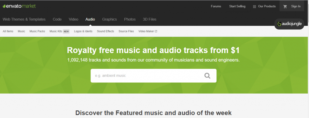 20 Amazing Sites To Find Background Music For Your Video
