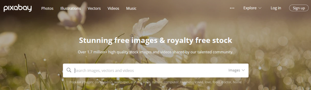 Sites Offering Free Images For Your Business