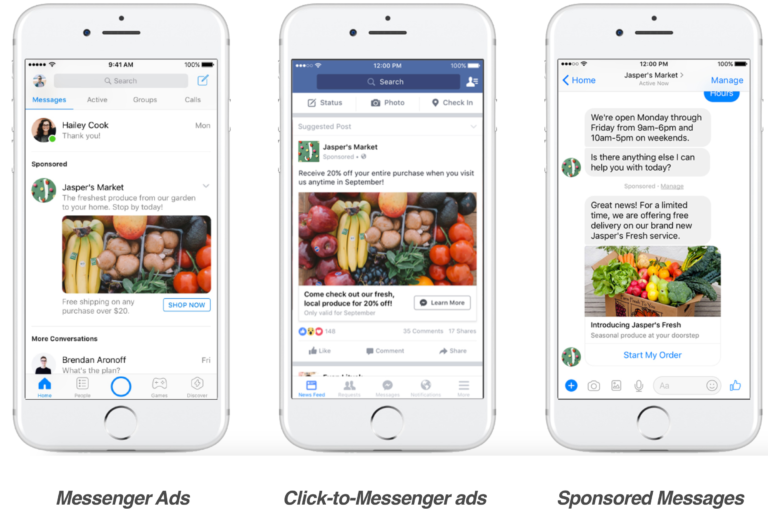 Different Types Of Facebook Ad Formats To Try Out Today