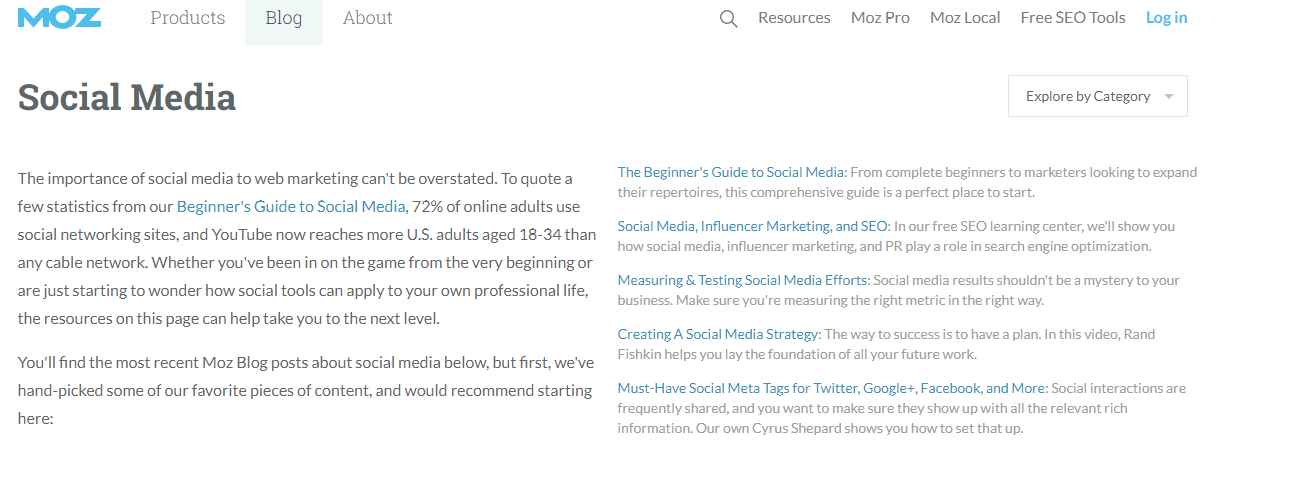 21 useful Social Media Marketing Blogs to Check Out.